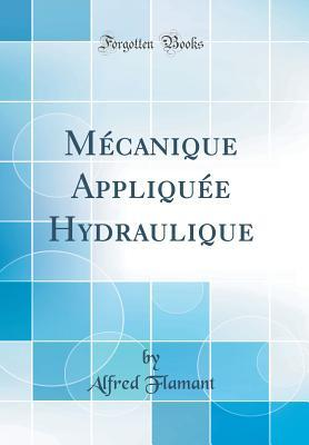 M�canique Appliqu�e Hydraulique