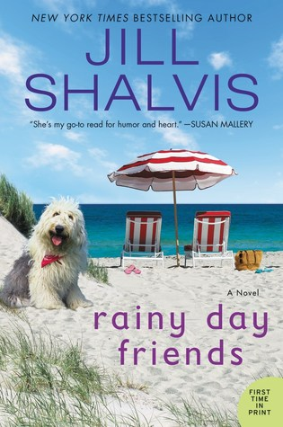 Book Review: Jill Shalvis' Rainy Day Friends