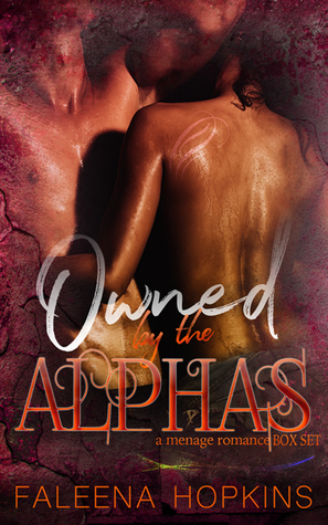 Owned by the Alphas Box Set (Werewolves of Yosemite, #1-5)
