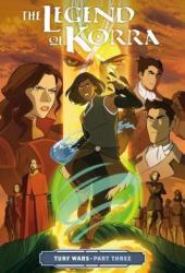 The Legend of Korra: Turf Wars Part Three (Turf Wars #3) Book