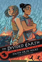 The Divided Earth (The Nameless City, #3) Book
