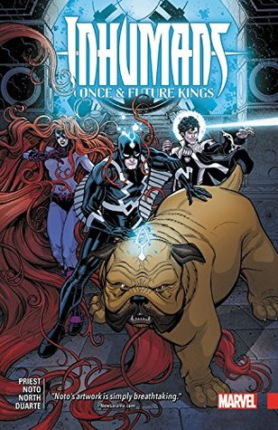 Inhumans: Once and Future Kings