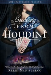 Escaping from Houdini (Stalking Jack the Ripper, #3) Book