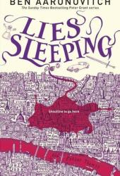 Lies Sleeping (Peter Grant, #7) Book
