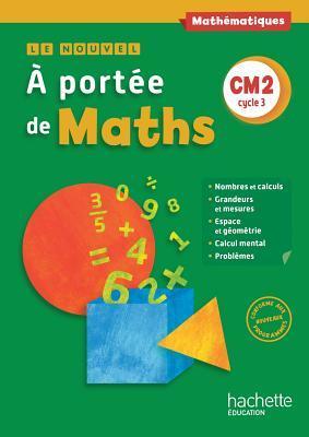 Le Nouvel a Portee de Maths Cm1 - Photofiches + CD - Ed. 2015