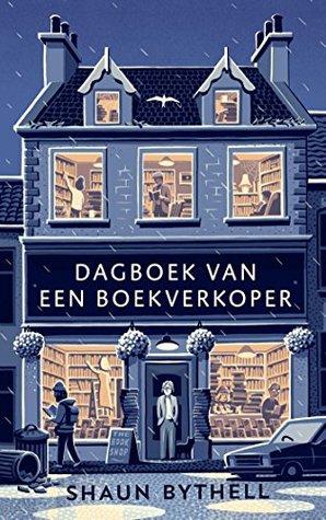 Dagboek Van Een Boekverkoper (EN: The Diary of a Bookseller) Boek omslag