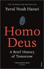 Homo deus. A brief history of tomorrow (Yuval Noah Harari)