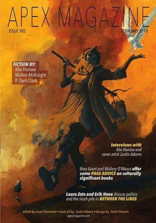 Apex Magazine Issue 105, February 2018