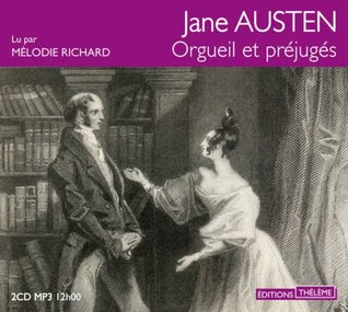 Orgueil et préjuges (1CD audio MP3)