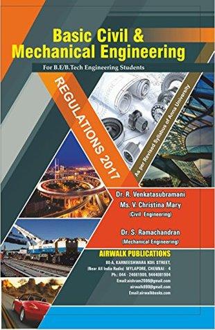 BASIC CIVIL AND MECHANICAL ENGINEERING - TN