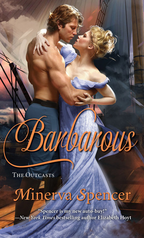 Barbarous (The Outcasts, #2)