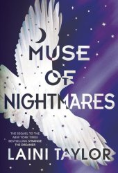 Muse of Nightmares (Strange the Dreamer, #2) Book