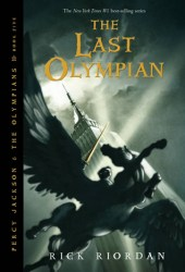 The Last Olympian (Percy Jackson and the Olympians, #5) Book