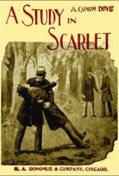 A Study in Scarlet (Sherlock Holmes, #1) Book