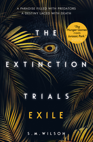 Recensie: The extinction trials Exile van S.M. Wilson