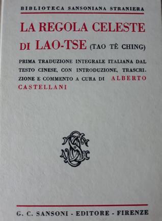 La regola celeste di Lao-Tse