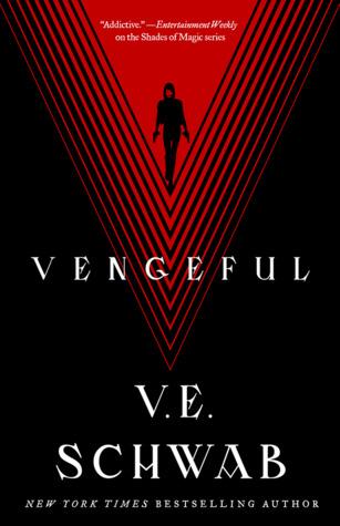 Vengeful (Villains, #2)