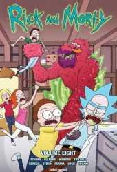 Rick and Morty, Vol. 8 Book