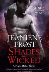 Shades of Wicked (Night Rebel, #1) Book