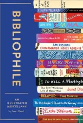 Bibliophile: An Illustrated Miscellany Book