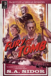 Fury From the Tomb (The Institute for Singular Antiquities, #1) Book