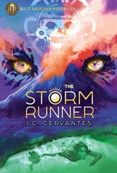 The Storm Runner (The Storm Runner, #1) Book
