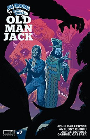 Big Trouble in Little China: Old Man Jack #7