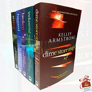 Kelley Armstrong Otherworld Collection 5 Books Bundle With Gift Journal