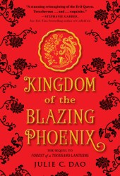 Kingdom of the Blazing Phoenix (Rise of the Empress, #2) Book