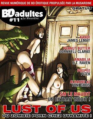 BD-adultes, revue numérique de BD érotique #11