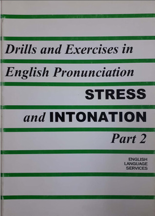 Stress & Intonation Part II