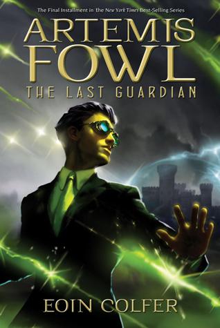 The Last Guardian (Artemis Fowl #8)