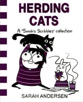 Recensie: Herding cats van Sarah Andersen