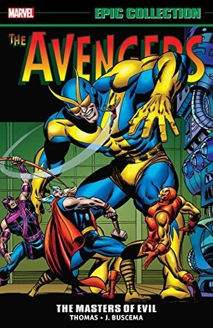 Avengers Epic Collection Vol. 3: Masters of Evil
