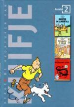 De avonturen van Kuifje, Bundel #2 (Hergé)