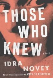 Those Who Knew Book