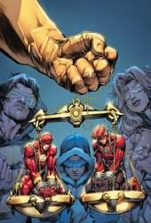 The Flash, Vol. 8: Flash War Book