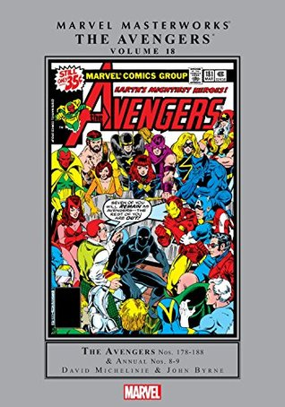 Marvel Masterworks: The Avengers, Vol. 18