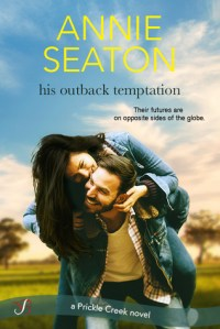 His Outback Temptation cover