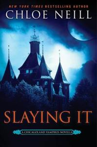 Paranormal Books Slaying It  Chicagoland Vampires   13 5