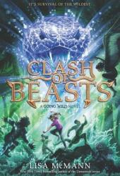 Clash of Beasts (Going Wild #3) Book
