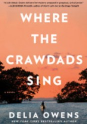 Where the Crawdads Sing Book by Delia Owens