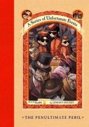 The Penultimate Peril (A Series of Unfortunate Events, #12) Book by Lemony Snicket