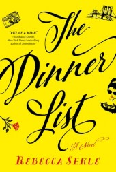 The Dinner List Book