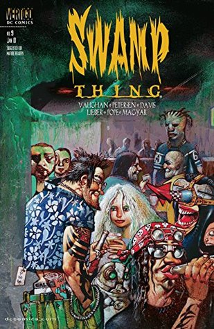 Swamp Thing (2000-2001) #9