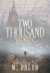 Two Thousand Years (The Empire Saga #1) Book
