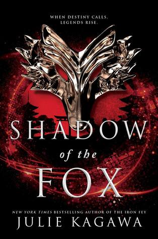 Shadow of the Fox by Julie Kagawa Book Cover