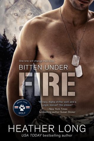 Bitten Under Fire