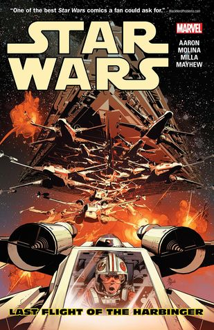 Star Wars, Vol. 4: Last Flight of the Harbinger