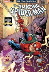 FCBD 2018: Amazing Spider-Man/Guardians of the Galaxy #1 Book
